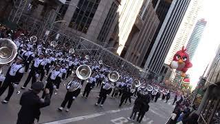 Macy's Parade 11 23 2017
