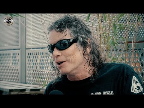 "Overkill - Interview Bobby ""Blitz"" Ellsworth  - Paris 2016 - TV Rock Live -  VOSTFR"