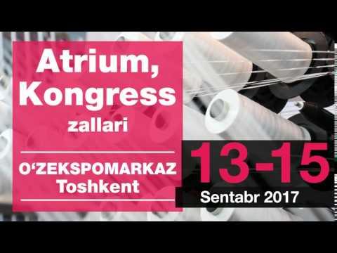 Textile Expo Uzbekistan 2017
