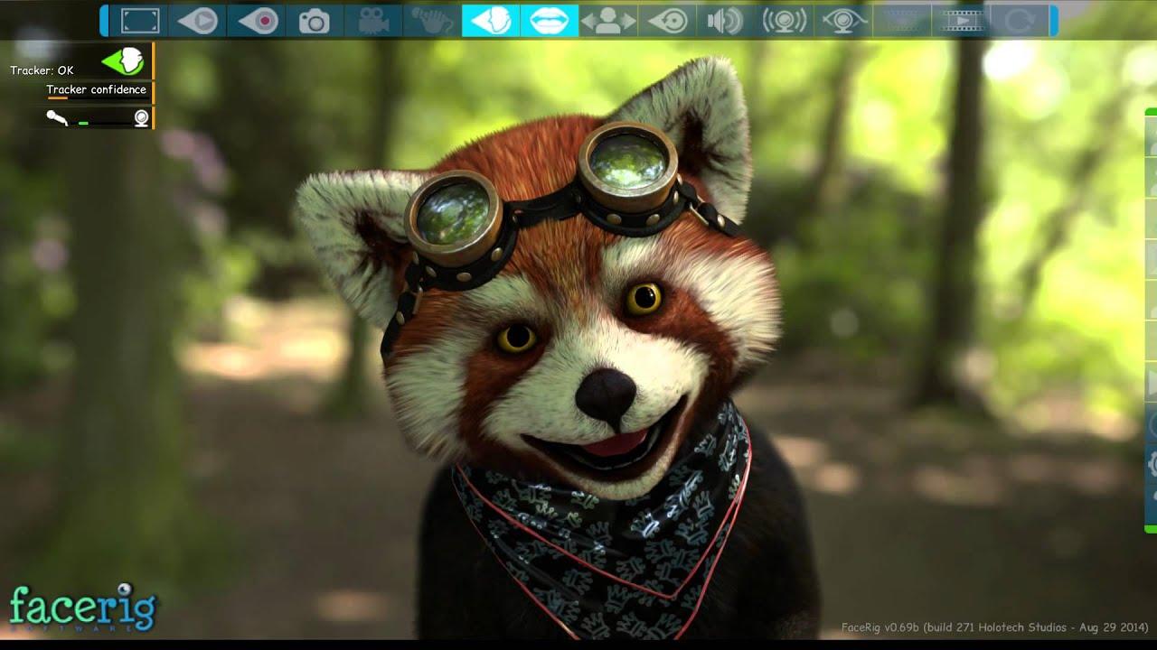 Văn Long Blog FaceRig Pro - Phần Mềm Thay Đổi Khuôn Mặt Cho Webcam Giải Trí Phần Mềm Workshop Free Download Stream Phần Mềm FaceRig