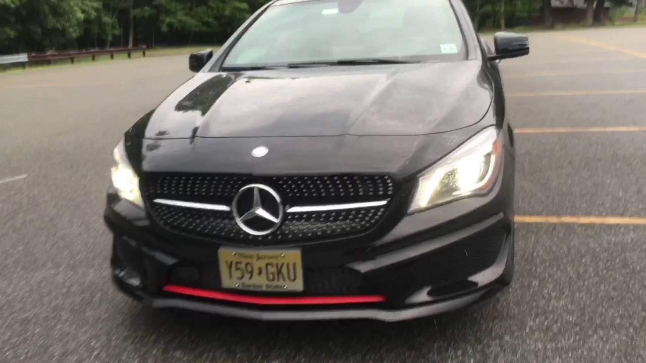 2016 mercedes benz cla 250 sport plus package review youtube. Black Bedroom Furniture Sets. Home Design Ideas
