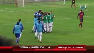 Serie D Girone D Trestina-Aquila Montevarchi 1-0
