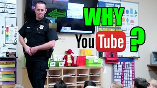 Why this COP started a YouTube channel!