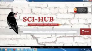 Gambar cover Cara Download Jurnal Gratis dengan Sciencedirect