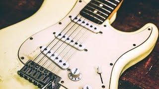 Bluesy Hard Rock Guitar Backing Track Jam in F#m