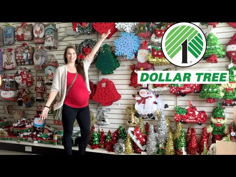 Everything Christmas 2019 at the Dollar Tree Shop With Me!