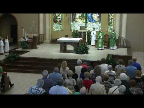 Alan Ames Mass & Healing Service - Recorded Live