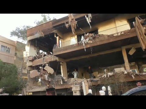 غارة إسرائيلية على دمشق تقتل شخصين بينهما نجل قيادي في الجهاد الإسلامي وجرح 10 آخرين…  - نشر قبل 16 دقيقة
