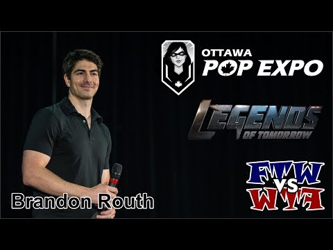 DC's Legends of Tomorrow - Brandon Routh - Ottawa Pop Expo