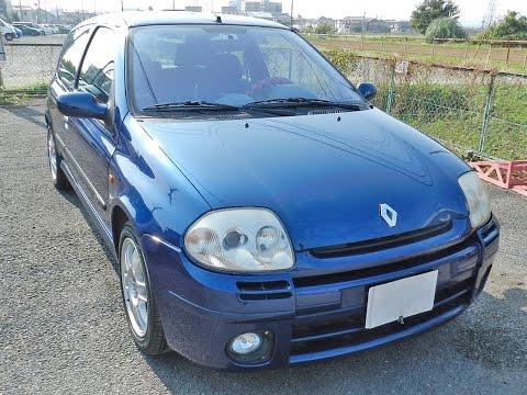 RENAULT Lutecia(Clio) Renault Sport '2001