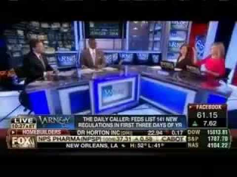 David Asman cites CEI on Fox Business