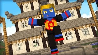 Minecraft: RESTAURANTE DE COMIDA JAPONESA ‹ MORANDO SOZINHO › #08