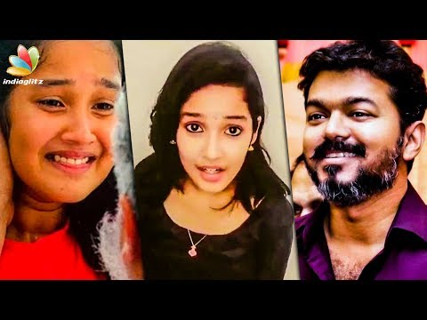 Viswasam Anikha Cute Tribute to Vijay | Thala Ajith's Reel Daughter | Hot News