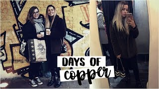 Expensive Impulse Buys & Brick Lane Vintage Shopping 💸 | Days Of Copper | Copper Garden