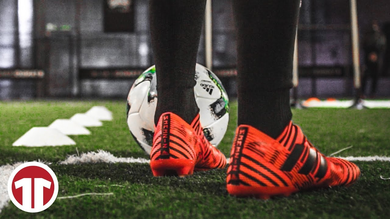 adidas Nemeziz Test & Review: THE boots for wide feet?