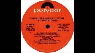 "Chris ""The Glove"" Taylor & David Storrs feat. Ice T - Reckless"