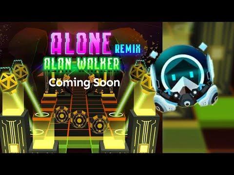 Rolling Sky - Alone Remix Coming soon (Alan Walker)