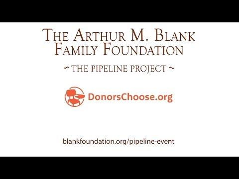 The Pipeline Project - Arthur Blank & Charles Best