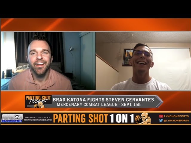 Undefeated Brad Katona talks MCL fight Sept. 15th and potentially fighting at UFC Winnipeg