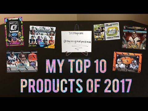 Top 10 Products Of 2017! (And 5 Worst Products) [In My Opinion]
