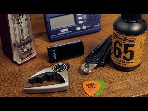 Five Guitar Gift Ideas