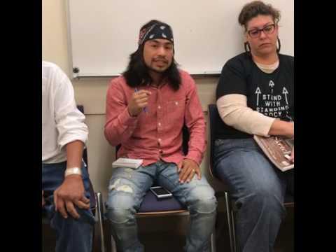 Standing Rock Visit Debrief