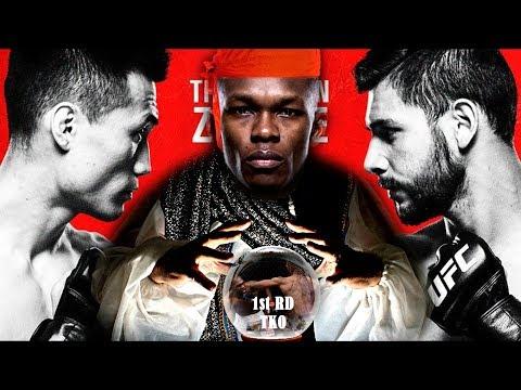 UFC Fight Night Denver Predictions