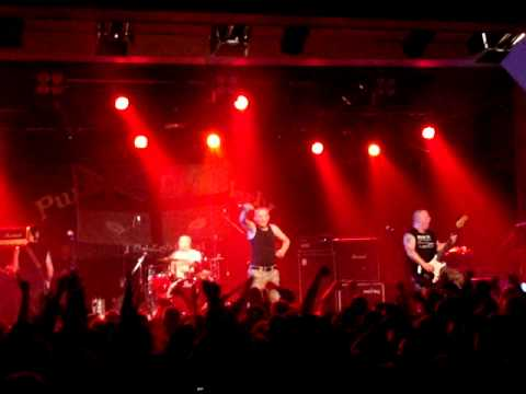 The Business - Real Enemy ( Live at Punk & Disorderly festival Berlin 2012 )