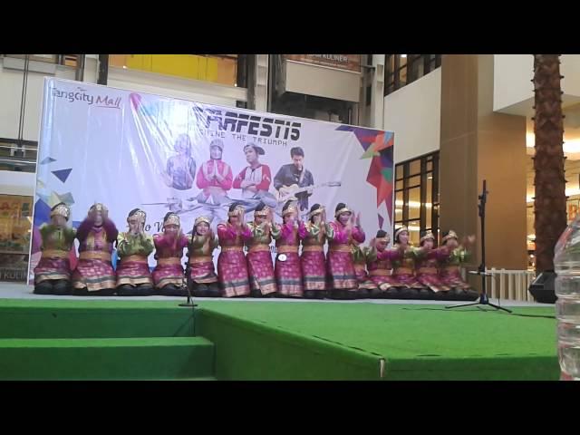 SAMAN SMAN 9 Tangerang (STARFEST'15)