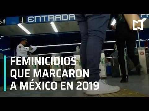 Feminicidio en México 2019 | Violencia de género contra la mujer - En Punto