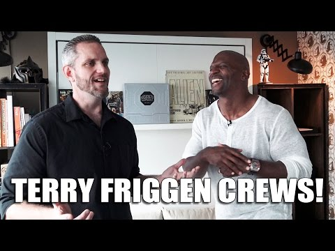 I'm building Terry Crews a custom PC! We talk about PC gaming and custom PCs