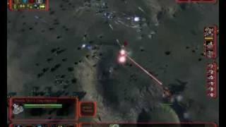 Supreme Commander Złota Edycja - prezentacja gry