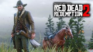Red Dead Redemption 2 - New Leaks! Updates from Rockstar! New Gameplay Info and Trailer! New Map!