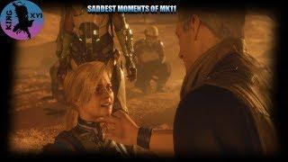 MK11 Saddest Moments #mk11 #sad (SPOILERS)