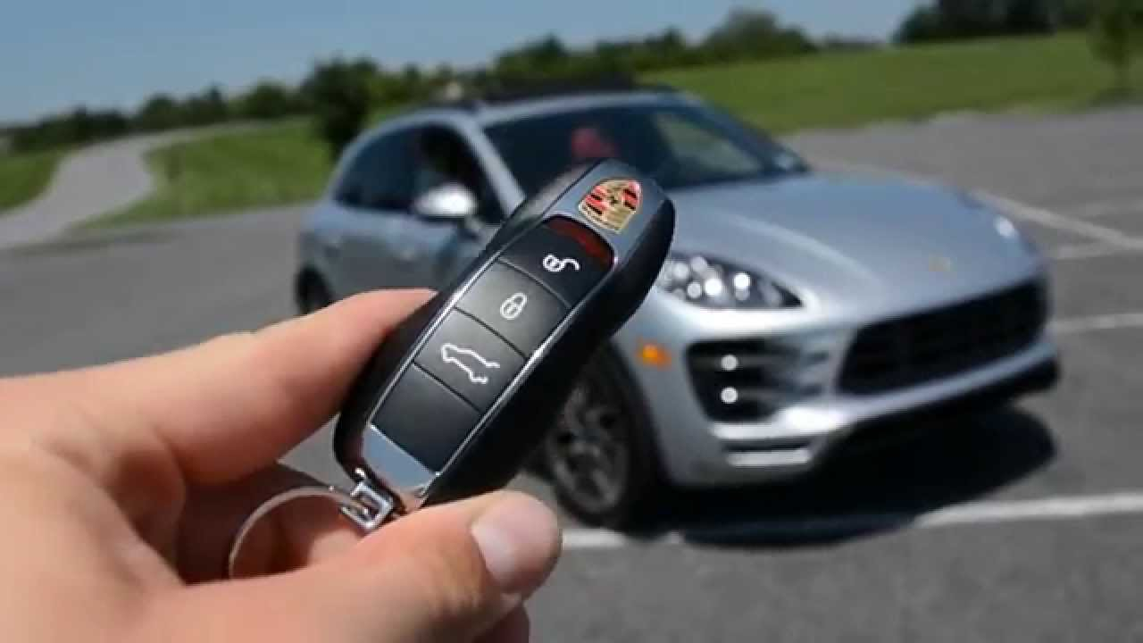 2015 Porsche Macan Turbo Review (Interior, Exterior, Exhaust)   YouTube