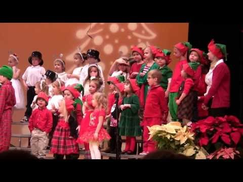 Absorbent Minds Montessori School Christmas Play 2013 (part 2 of 3)