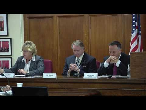 WV Legislature - Joint Tax Reform Committee Reviews Municipal Taxation