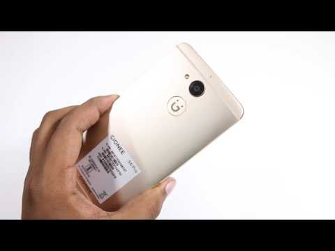 Gionee S6 Pro Video clips