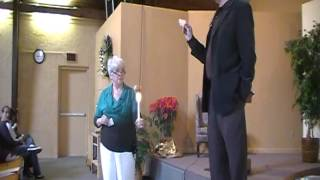 Chris Johnson Unity Church 12-30-12 Burning Bowl Service