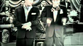 Dean Martin and Jerry Lewis - Colgate Comedy Hour - Featuring  Rosemary Clooney stars  - Part 4