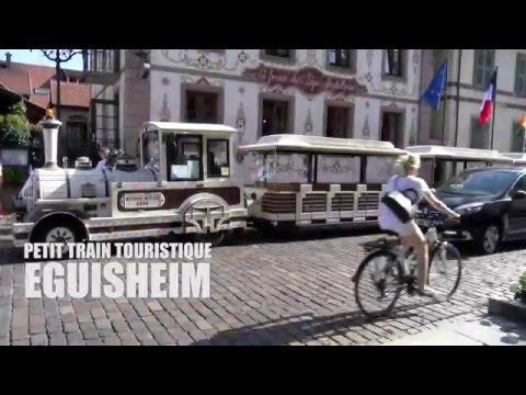 Petit Train Touristique d'Eguisheim