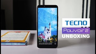 Tecno Pouvoir 2 Unboxing! A Smartphone with 4 days of battery?