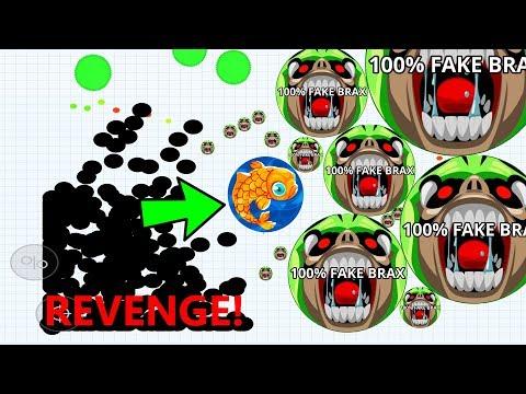 Agar.io Mobile INSANE REVENGE VS SAVAGES!! | DUO DESTRUCTION!! AGARIO thumbnail