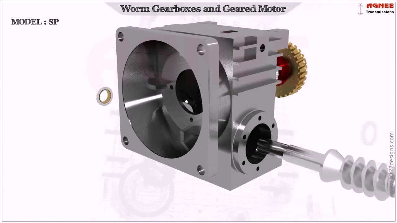 How to make a reduction gear 21
