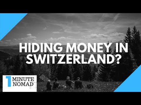 Can you Still Hide Money in Swiss Banks? | #OneMinuteNomad