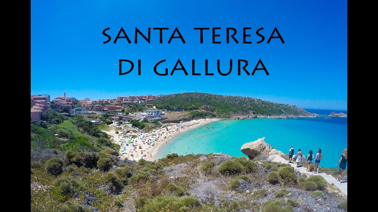Santa teresa di gallura sardegna 2017 youtube for Santa teresa di gallura