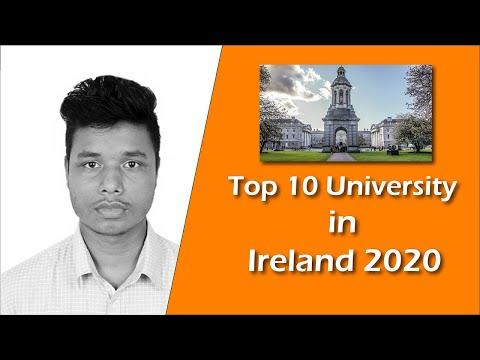 top-10-university-in-ireland-//-best-10-universities-in-ireland-2020