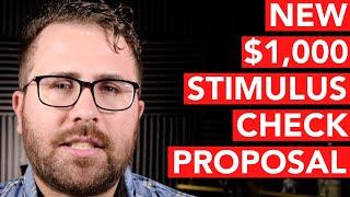 Republican Senators Propose NEW $1,000 Stimulus Checks (7/30/20)