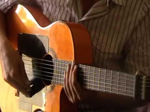 Rumba Flamenca: Basic Right Hand Moves-lesson 1-FAST-gipsy leçon 1 coups de main rumba
