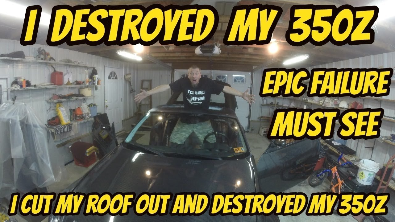 350z roof replacement